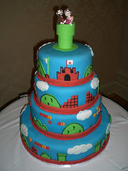 Best Mario cake EVER! | by Chugaboy