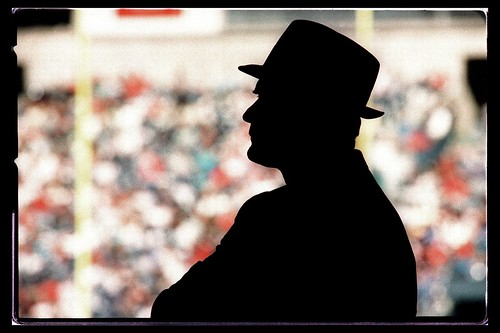 Tom Landry's Last Game | by paulmoseleyphotos