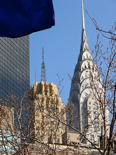 New york architecture taken from bryant park the for K architecture kathleen cuvelier