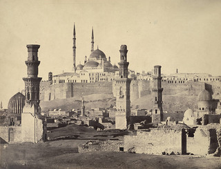 Cairo. Citadel and Mosque of Mohammed Ali | by Cornell University Library