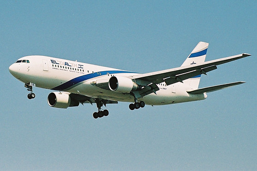 ElAl Israel Airlines - 4X-EAB | by Andrew_Simpson