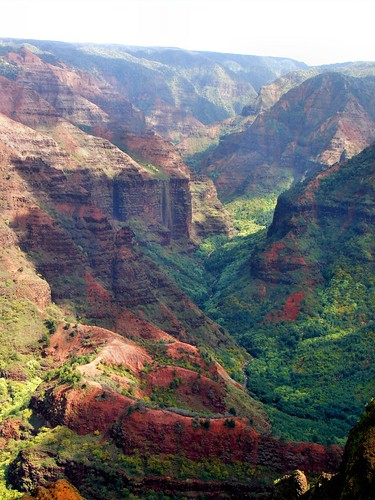Waimea Canyon | by The Shifted Librarian