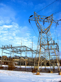 Electrical Substation | by The Joy Of The Mundane