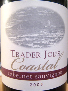 Trader Joes 2005 Cabernet Sauvignon (front) | by 2 Guys Uncorked