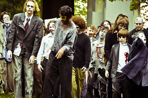 Fremont Zombie Walk 2007 | by KellBailey