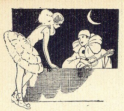 Almanaque Bertrand, 1934 - Rhymes, The art of Dancing b 19