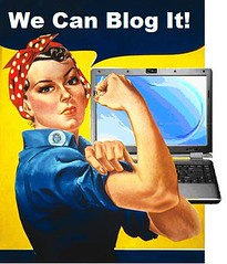 Rosie the Blogger | by Mike Licht, NotionsCapital.com