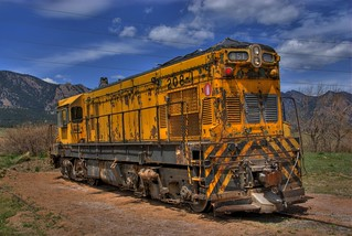 Yellow & Dusty | by Thad Roan - Bridgepix