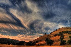 cirrus clouds at  sunset | by Marc Crumpler (Ilikethenight)
