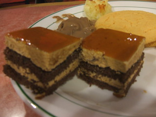 Chinese Buffet Coffee Flavored Cake