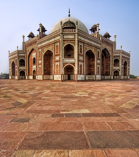 Stonework of the Mughals - Humayun's Tomb | by Stuck in Customs