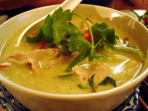 Thai Restaurant Near Kings Cross Station