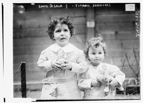 Louis & Lola ?-- TITANIC survivors  (LOC) | by The Library of Congress