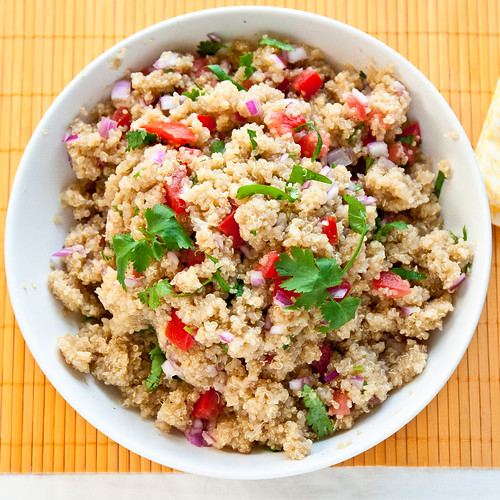 Mexican Quinoa | by TheBrewer&TheBaker