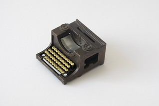 Miniature typewriter | by shordzi