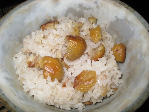 Chestnut Rice | by Kevin - Closet Cooking