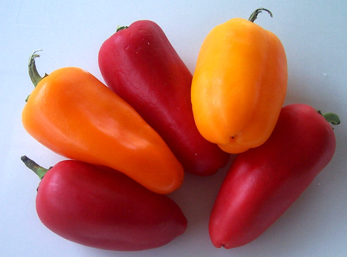 Colorful Peppers | by .redchillies