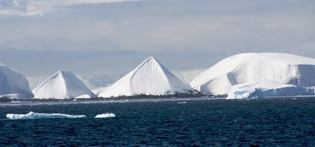 Pyramid's in Antarctica?