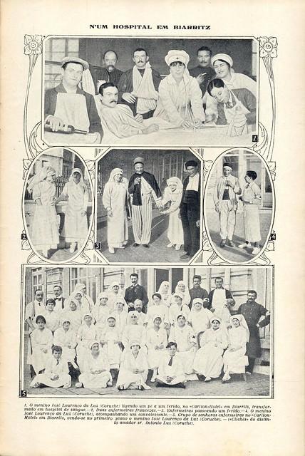 Ilustração Portugueza, No. 466, January 25 1915 - 25