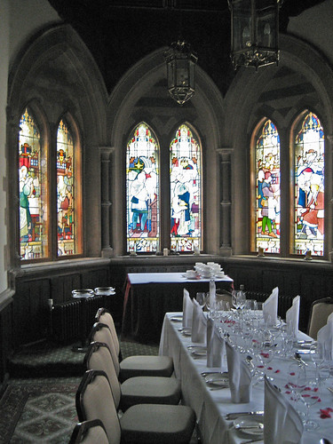 Dining Room At Ettington Park
