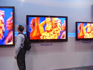 CES 2008: Displays | by mobil'homme