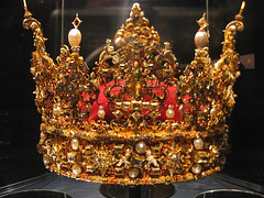Crown from the Crown Jewels of Denmark | by skibriye