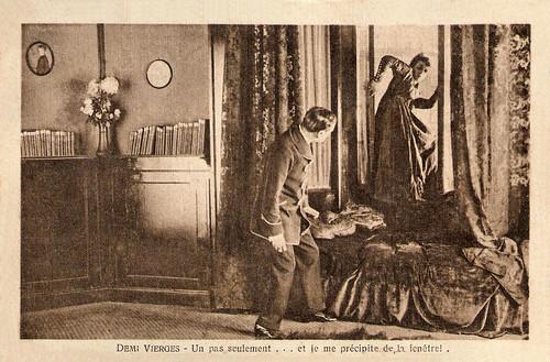 Diana Karenne in Il romanzo di Maud/ Demi-vierges