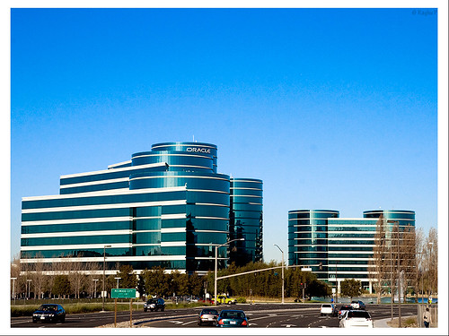 Approaching Oracle HQ | by RaghuP