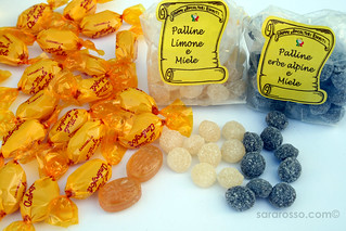 Italian hard candies made with Honey | by MsAdventuresinItaly