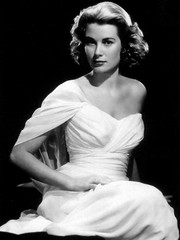 Grace Kelly and white dress | by ingridalmazán