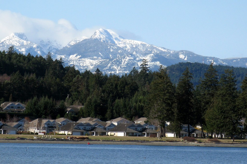 Arrowsmith Above Parksville