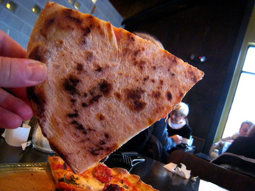 Spin Neapolitan Pizza: The Upskirt | Flickr - Photo Sharing!