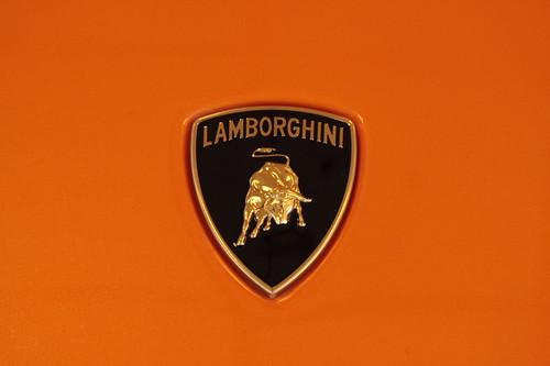 lamborghini murcielago logo closeup of the lamborghini mur flickr. Black Bedroom Furniture Sets. Home Design Ideas