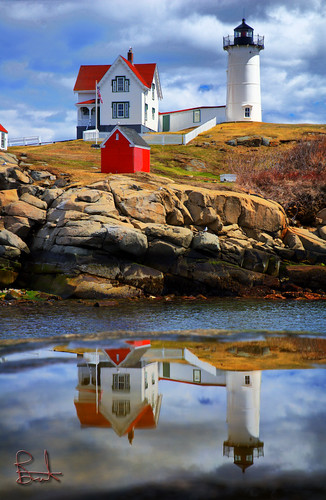 The Nubble | by brentdanley