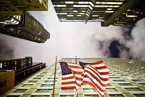 Two Flags | by Thomas Hawk