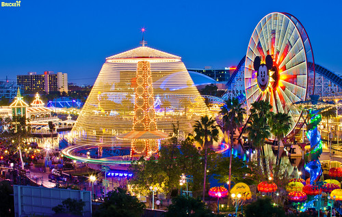 Disney's World of Motion - Paradise Pier | by Tom.Bricker
