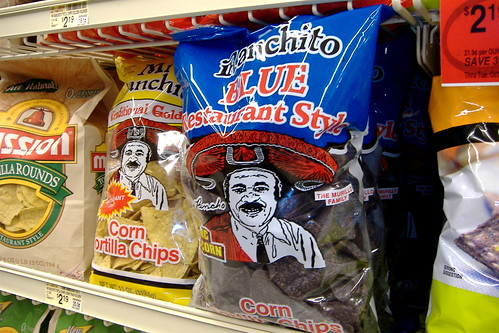 Mi Ranchito Blue Corn Tortilla Chips | by Scorpions and Centaurs