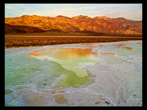 Water in Death Valley | by MistyDaze