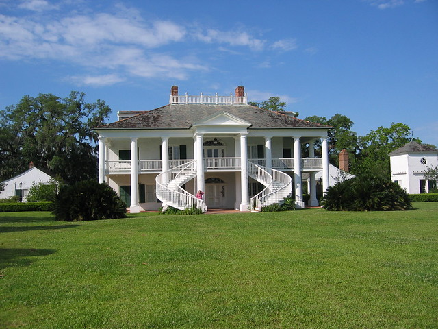 Evergreen Plantation, Wallace, Louisiana