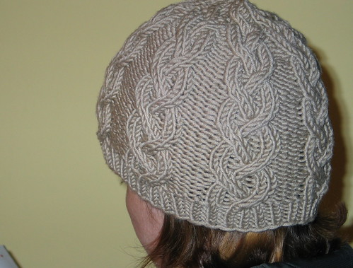 The Other Hat that Rocks | by Irishgirlieknits