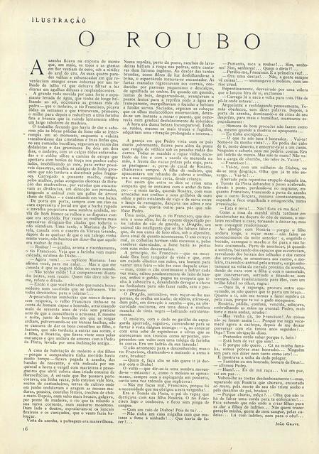 Ilustração, No. 6, Março 16 1926 - 17