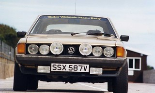 vw scirocco mk1 gti | by gwagenrally