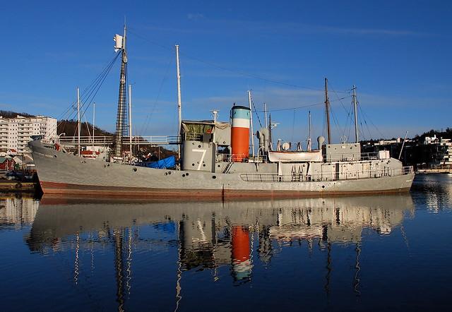 Retired whaler