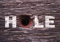 Hole | by Petar Pavlov