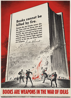 Books are weapons in the war of ideas | by Boston Public Library