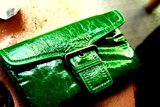 Green with envy bag | by texantiff23