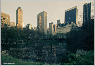 The Pond - Central Park | by davy timmermans