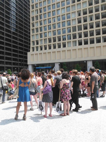 SlutWalk Chicago, Daley Plaza | by katherine of chicago