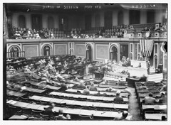 House in session. May 1911  (LOC) | by The Library of Congress