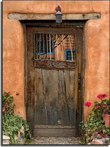 Doors of santa fe well since everyone seemed to like